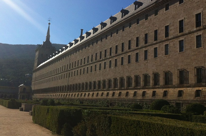 Monastery El Escorial